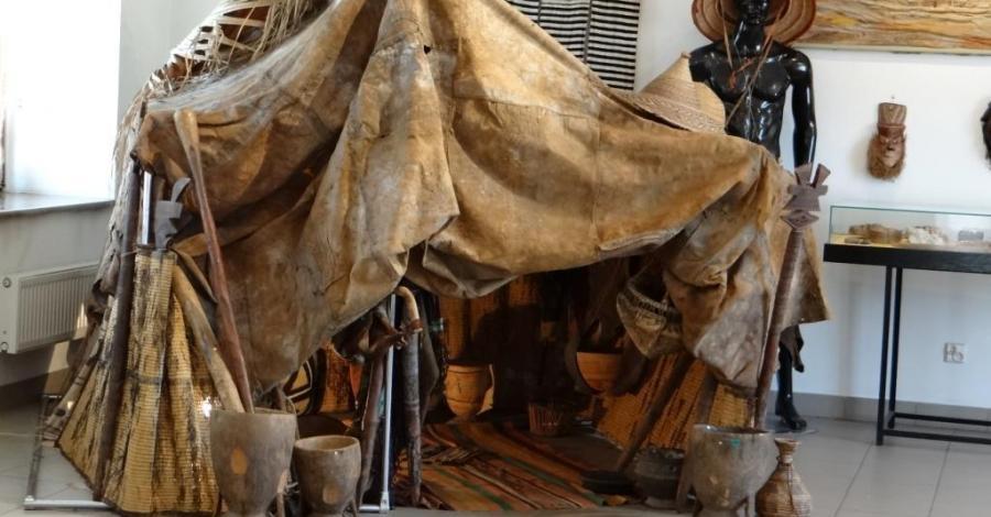 Muzeum Afrykanistyczne w Olkuszu, Marcin_Henioo