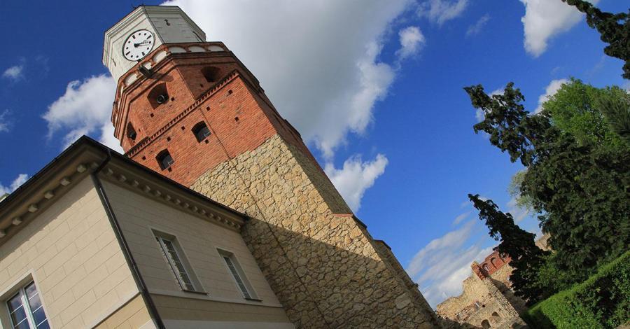 Brama Krakowska w Wieluniu - zdjęcie