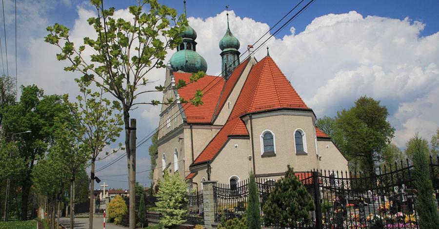 Kościół Św. Jerzego w Goczałkowicach-Zdroju - zdjęcie