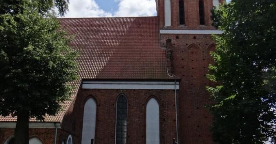 Kościół Św. Katarzyny w Golubiu - zdjęcie