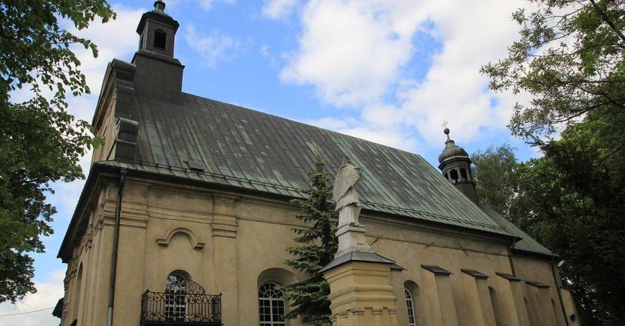 Wieluń Kościół Reformacki, Anna Piernikarczyk