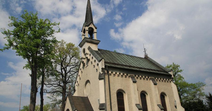 Kościółek Św. Anny w Goczałkowicach-Zdroju - zdjęcie