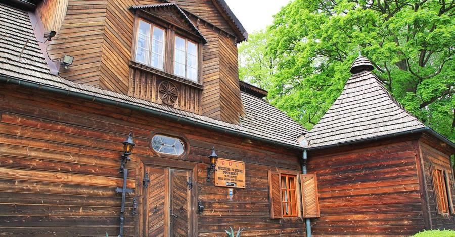Muzeum Wnętrz Dworskich w Ożarowie - zdjęcie
