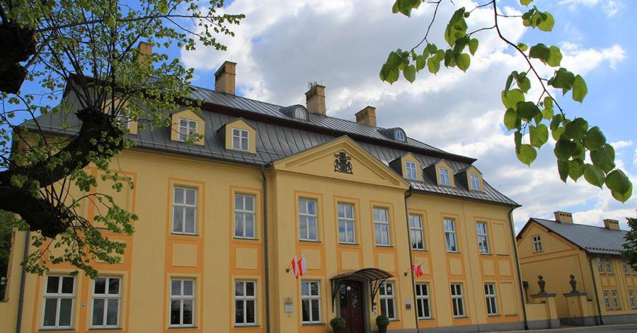 Pałac Kotulińskich w Czechowicach - zdjęcie