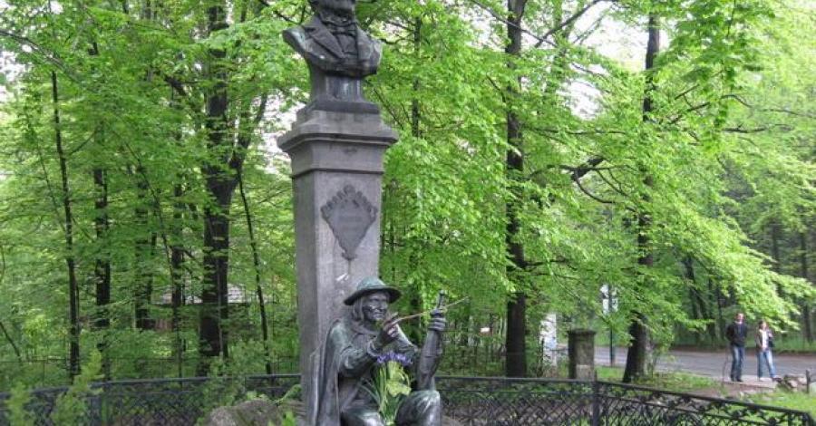 Pomnik Chałubińskiego i Sabały w Zakopanem, Danuta