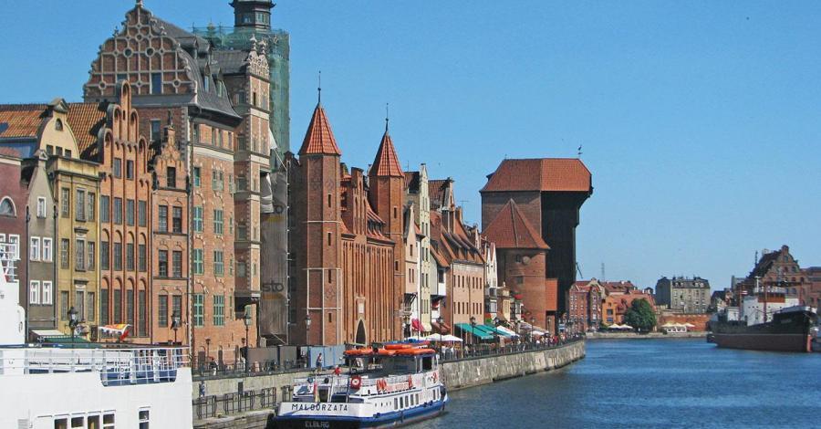 Przystań w Gdańsku - zdjęcie