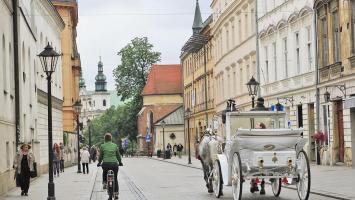 Kraków Stare Miasto - zdjęcie