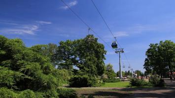 Park Śląski i Targi Turystyki - zdjęcie
