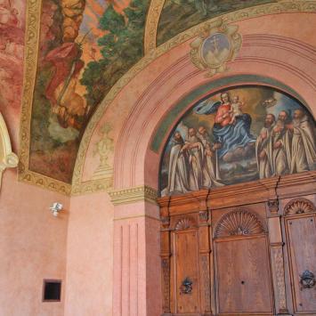 Klasztor na Bielanach, Anna Piernikarczyk