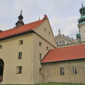 Kraków klasztor na bielanach, Anna Piernikarczyk