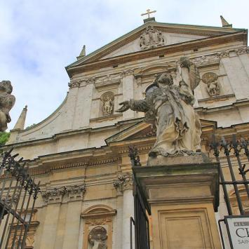 Kościół Św. Piotra i Pawła, Anna Piernikarczyk