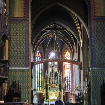 Kościół Franciszkanów, Anna Piernikarczyk
