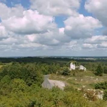 Góra Kromołowiec - zdjęcie