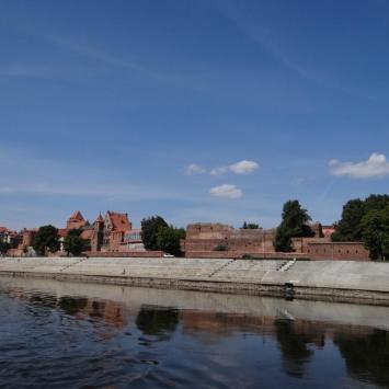Ruiny zamku krzyżackiego, Marcin_Henioo