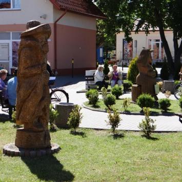 Rzeźby we Władysławowie, Marcin_Henioo