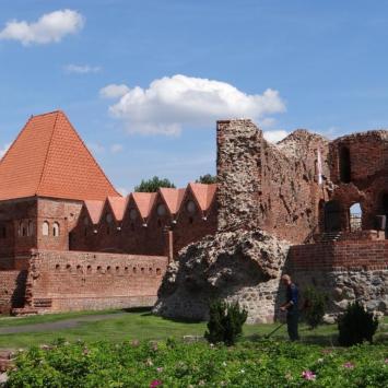 Toruń Ruiny zamku krzyżackiego, Marcin_Henioo