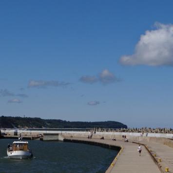 Nabrzeże portu we Władysławowie, Marcin_Henioo