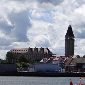 Port i Dom Rybaka we Władysławowie, Marcin_Henioo