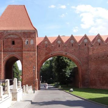 Gdanisko zamku krzyżackiego, Marcin_Henioo