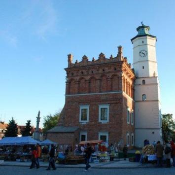 Po Sandomierzu ze Studentami - zdjęcie