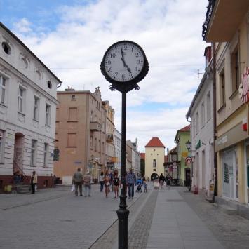Zegar na deptaku, Marcin_Henioo