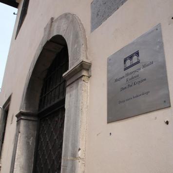 Dom Pod Krzyżem w Krakowie