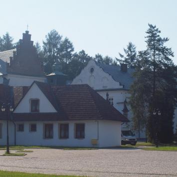 Klasztor w Szczyrzycu - zdjęcie