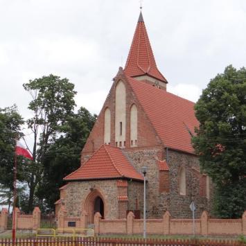 Kościół Św. Katarzyny Aleksandryjskiej w Grzywnie