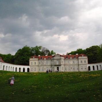 Pałac w Narolu