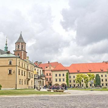 Zamek Królewski na Wawelu - zdjęcie