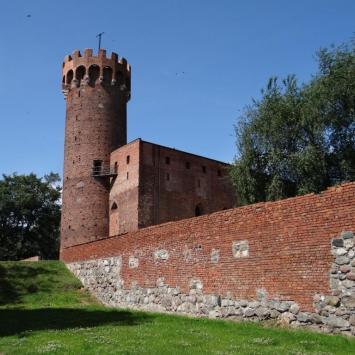 Zamek w Świeciu - zdjęcie