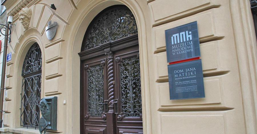 Dom Matejki w Krakowie - zdjęcie