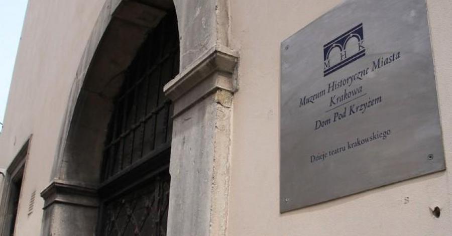 Dom Pod Krzyżem w Krakowie - zdjęcie
