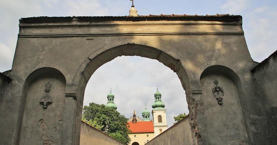 Klasztor na Bielanach - zdjęcie