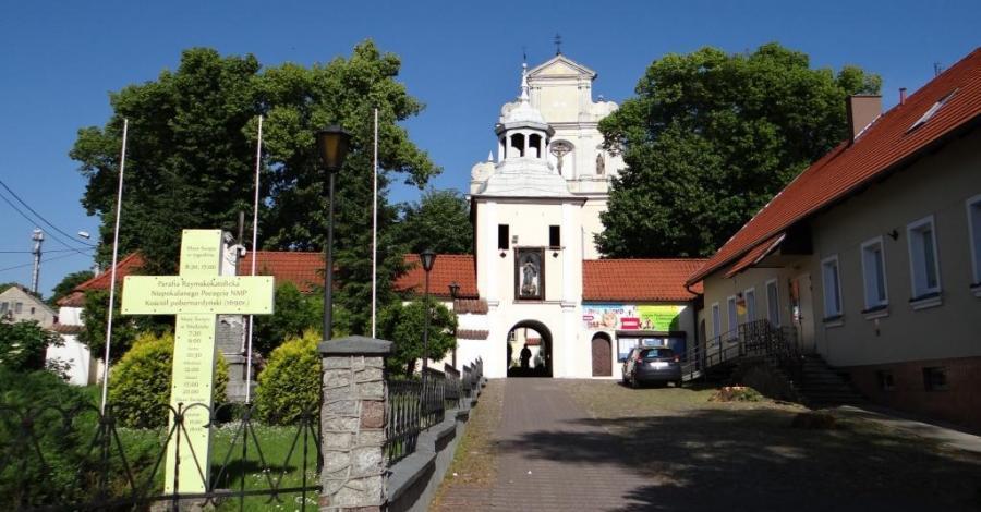 Klasztor w Świeciu - zdjęcie