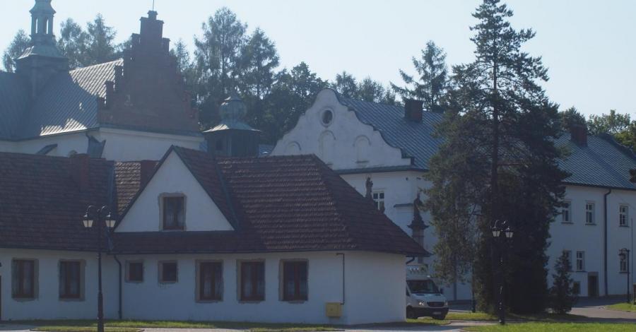 Klasztor w Szczyrzycu, Tadeusz Walkowicz