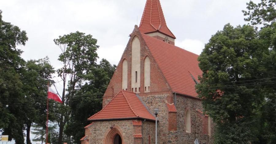 Kościół Św. Katarzyny Aleksandryjskiej w Grzywnie - zdjęcie