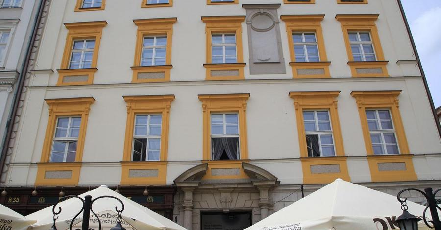 Pałac Krzysztofory w Krakowie - zdjęcie