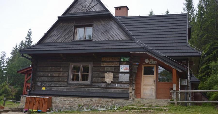 Schronisko na Hali Krupowej - zdjęcie