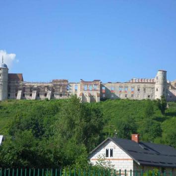 Zamek Janowiec