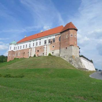 Sandomierz - zabytki i Wisła