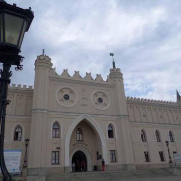 Lublin - Stare miasto i zamek