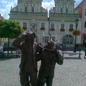 Rynek Bytom Odrzański - zdjęcie