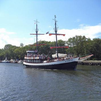 statek PIRAT, Danusia