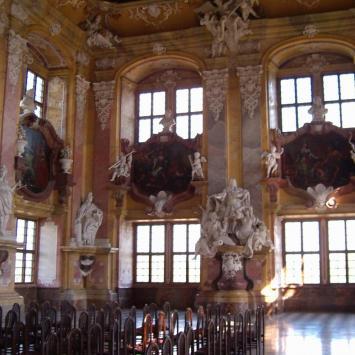 Klasztor w Lubiążu, paweł rosiński