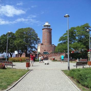latarnia - element Twierdzy Kołobrzeg, Danusia