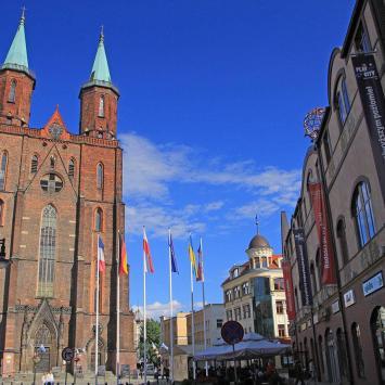 Kościół Mariacki w Legnicy