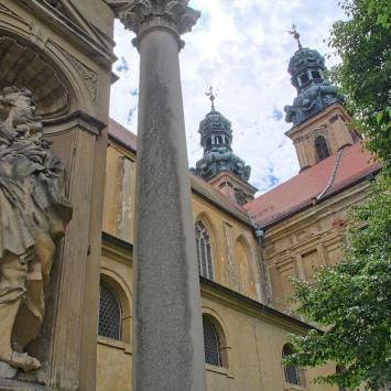 Opactwo w Lubiążu, Anna Piernikarczyk