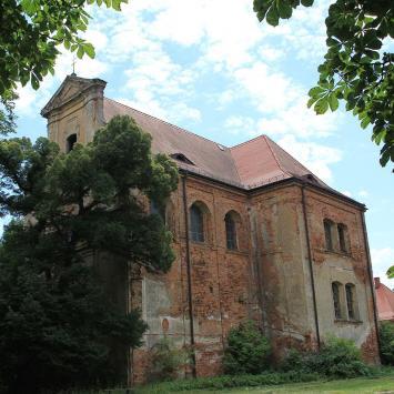 Kościół Św. Jakuba w Lubiążu, Anna Piernikarczyk