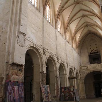 wnętrze świątyni, Anna Piernikarczyk
